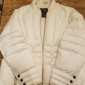 Womens Eddie Bauer Down Jacket XL